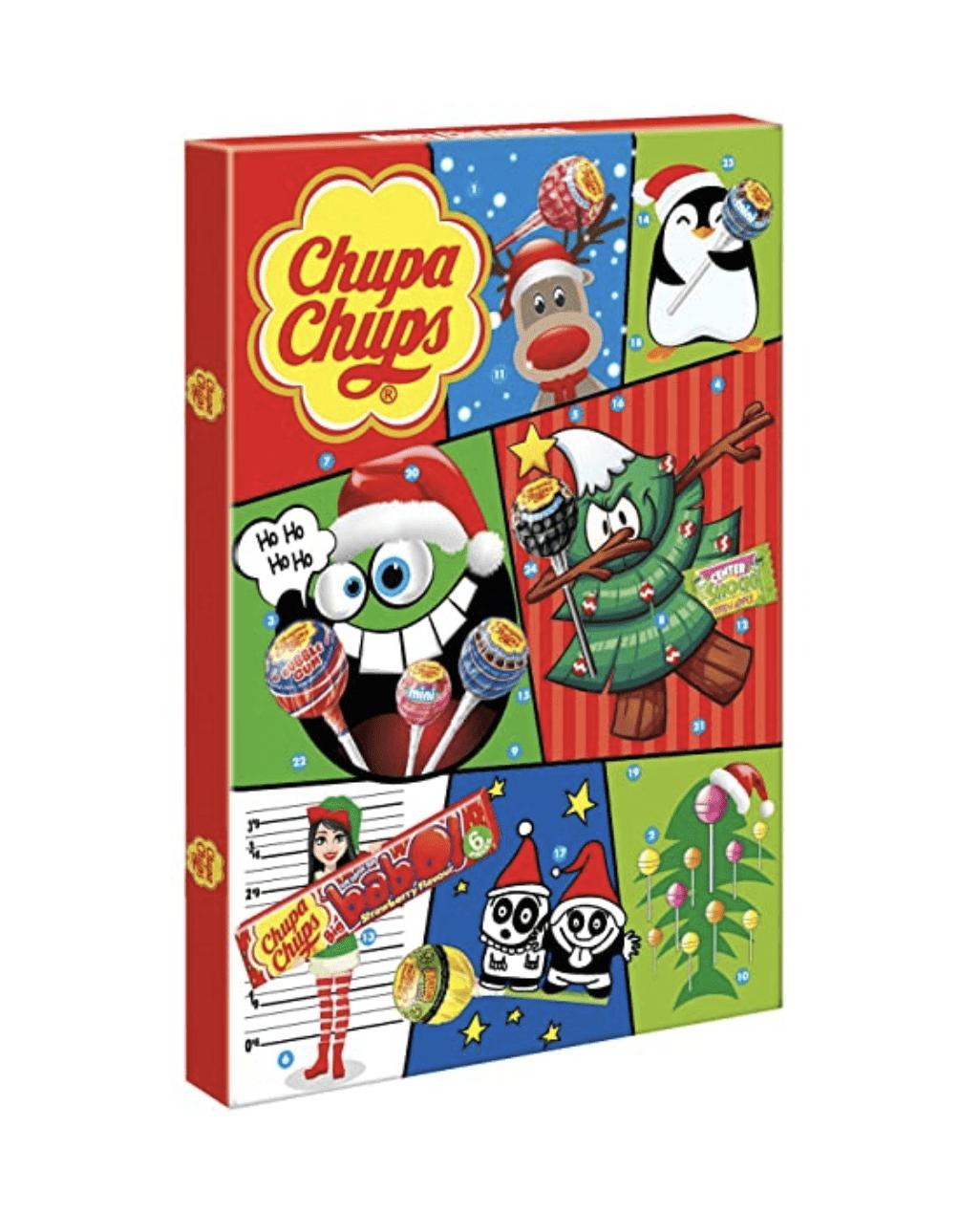 Chupa Chups Advent Calendar – On Sale Now!