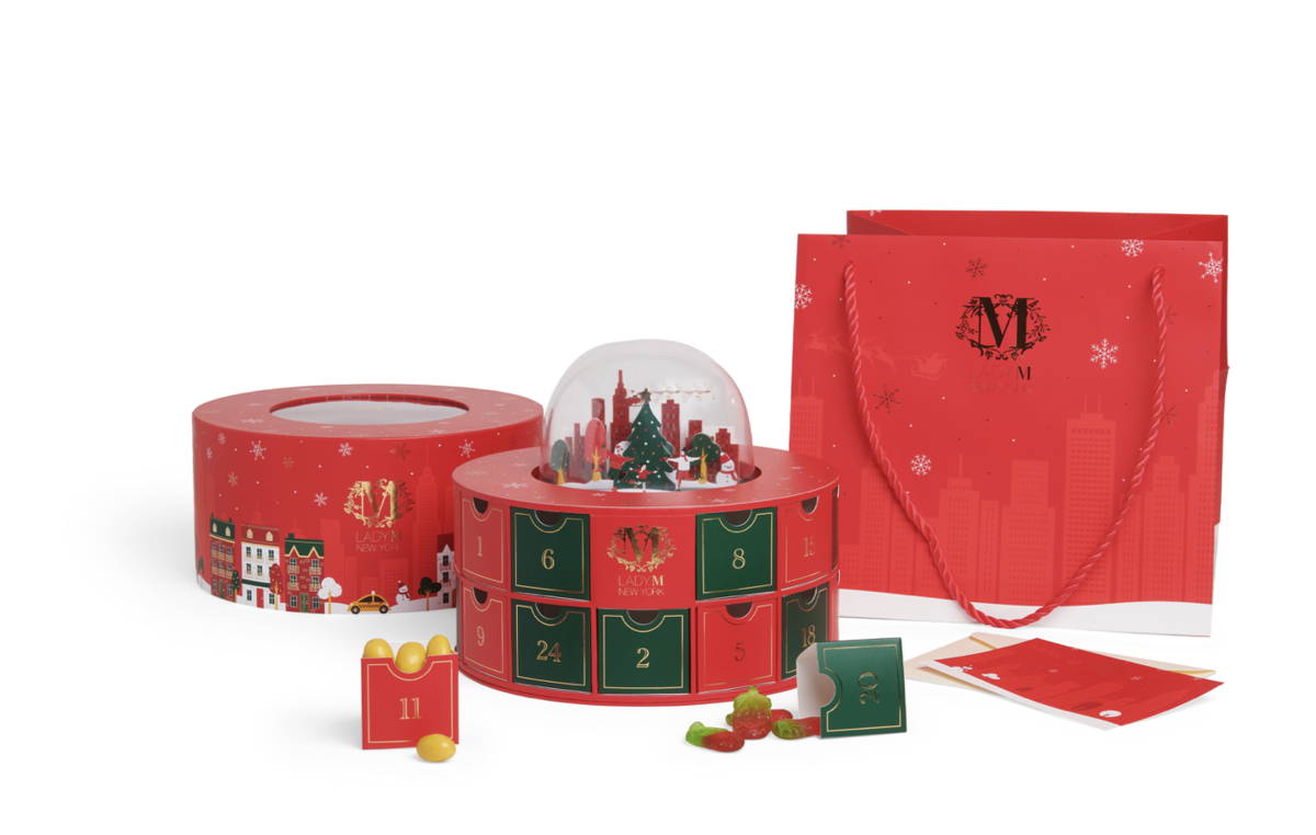 Lady M Winter Dreams Advent Calendar – On Sale Now!