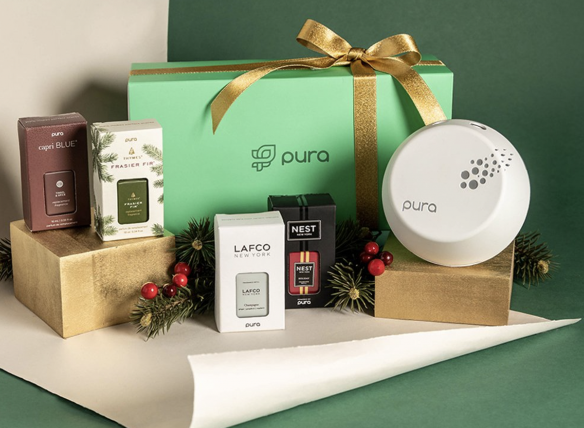 Pura Home Fragrance Black Friday Sale – Free Device with $100 Purchase!