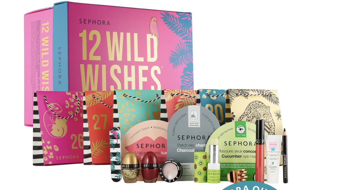 Sephora Collection Wild Wishes *After* Advent Calendar – On Sale Now