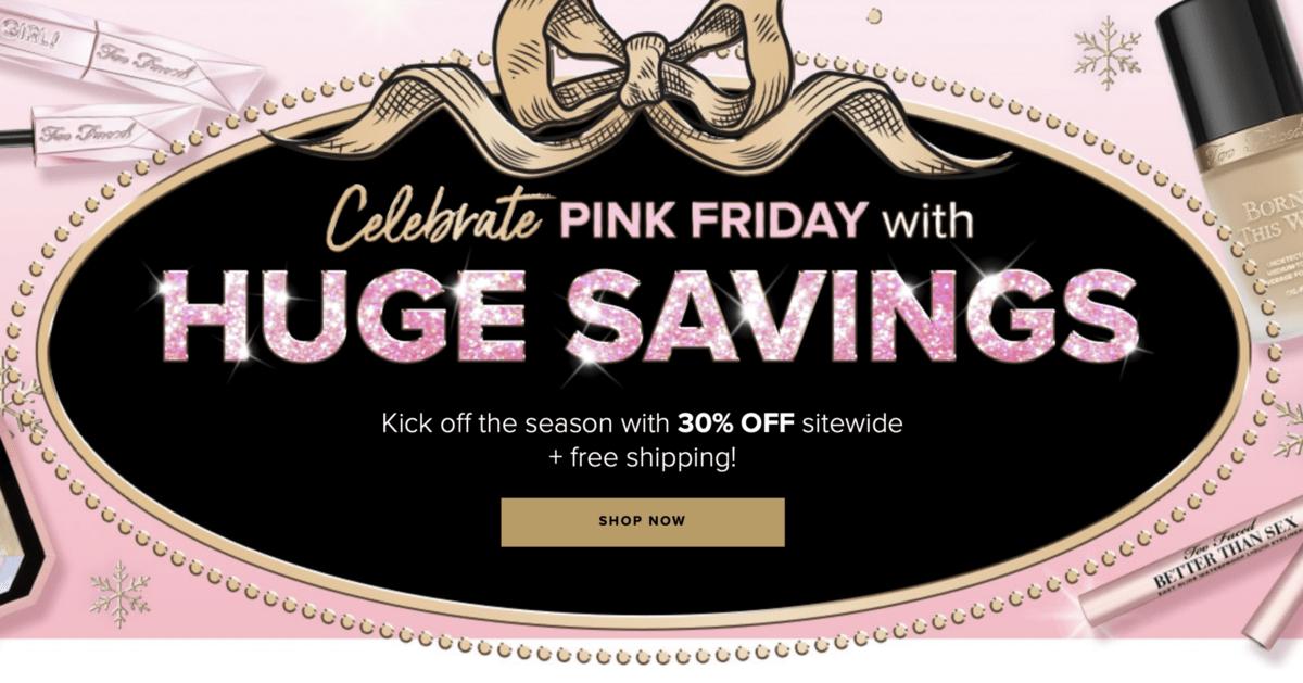 Too Faced Enchanted Advent Calendar – Save 30%