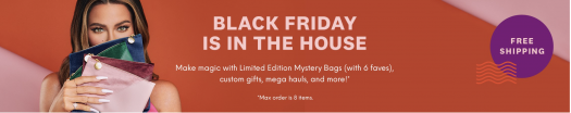Ipsy Black Friday Limited Edition Mystery Bags – On Sale Now!