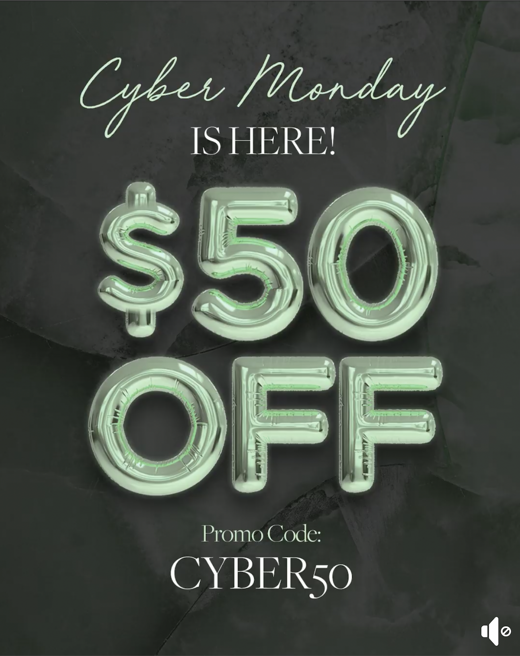 EXTENDED! CURATEUR Cyber Monday Coupon Code – Save $50