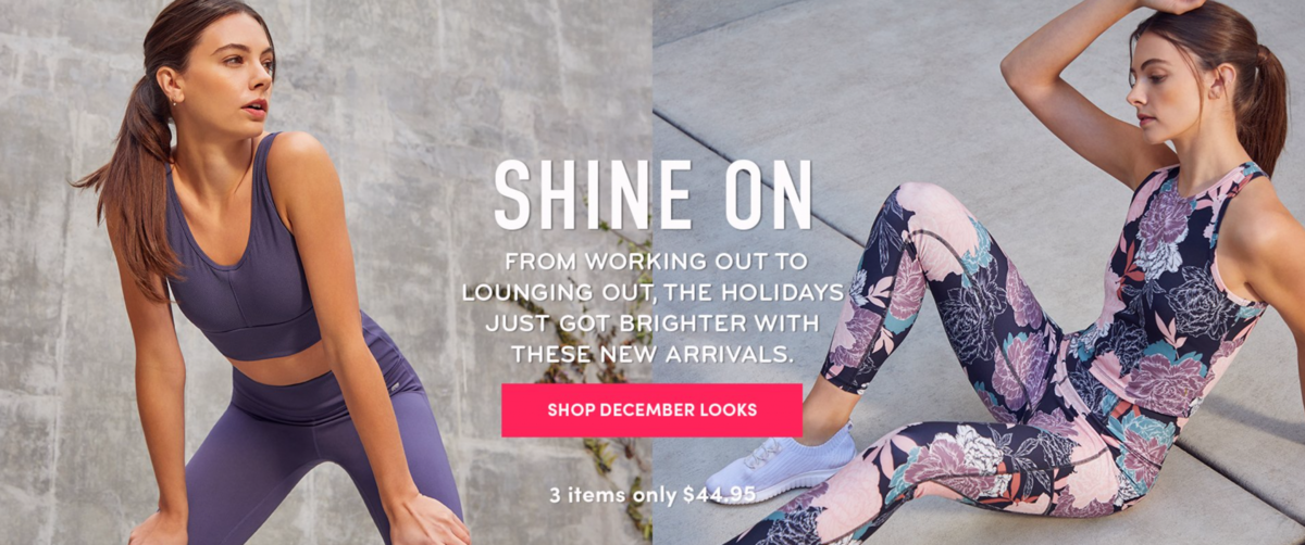 Ellie Women's Fitness Subscription Box – December 2020 Reveal + Coupon Code!