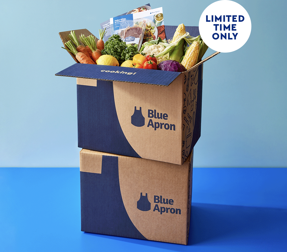 Blue Apron Black Friday Coupon Code – Save $84!