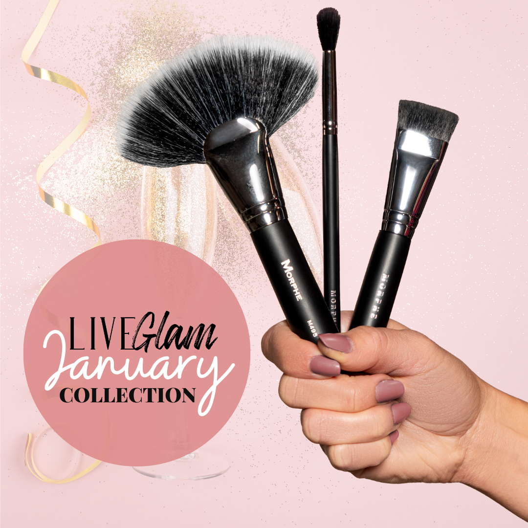 LiveGlam Brush Club (formerly MorpheMe) January 2021 Full Spoilers!