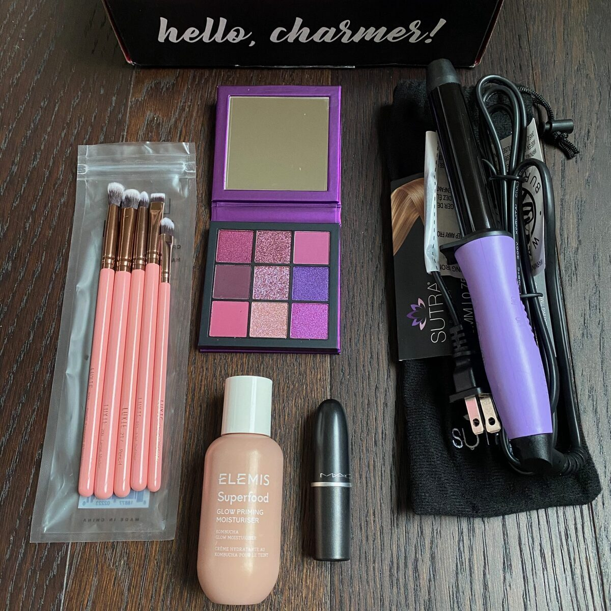 BOXYCHARM Subscription Review – December 2020 + Free Gift Coupon Code