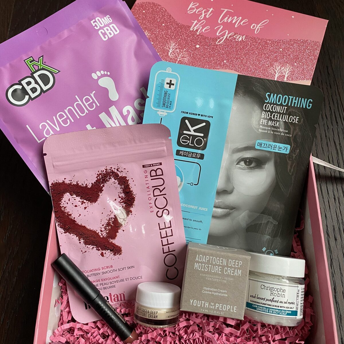 GLOSSYBOX Review + Coupon Code – December 2020