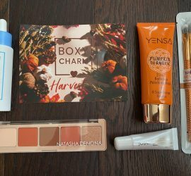 BOXYCHARM Subscription Review - November 2020 + Free Gift Coupon Code