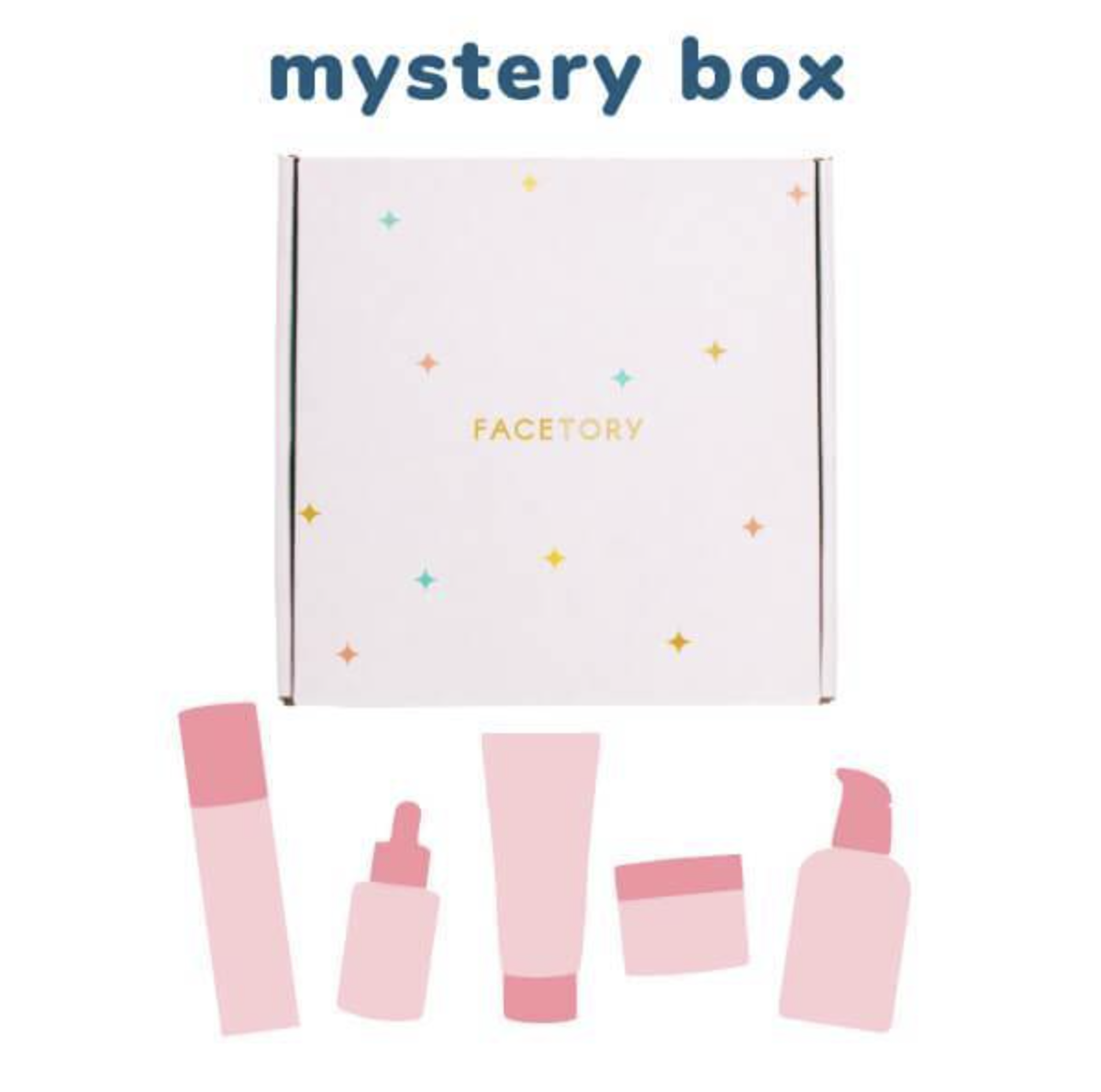 FaceTory Mystery Box – On Sale Now