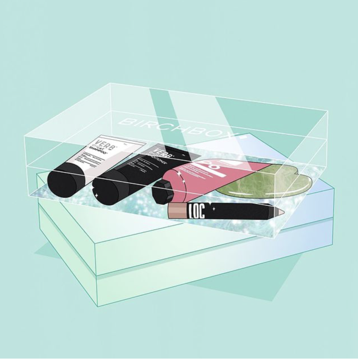 Birchbox January 2021 Sample Choice & Curated Box Selection Time