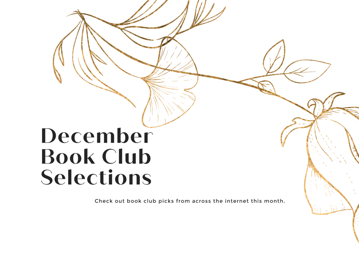 January 2021 Book Club Selections