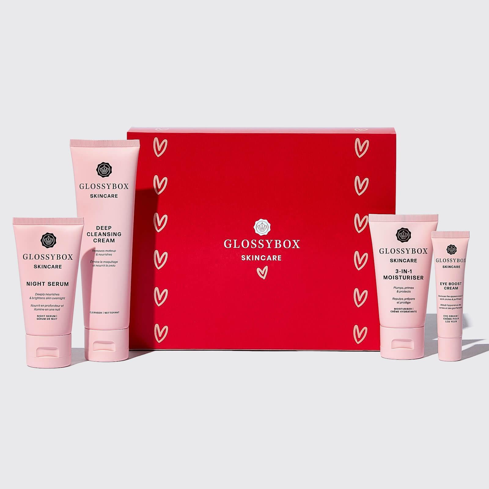 I heart GLOSSYBOX Skincare Box Set  – On Sale Now + FULL SPOILERS