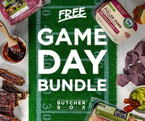 Butcher Box – Free Game Day Bundle in Your First Box!