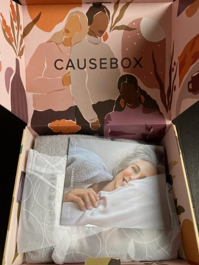 CAUSEBOX Review + Coupon Code - Winter 2020