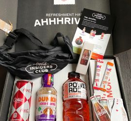 Coca-Cola Insiders Club Monthly Subscription Review - January 2021