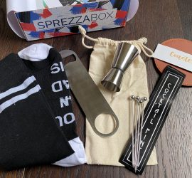 SprezzaBox Review + Coupon Code - January 2021