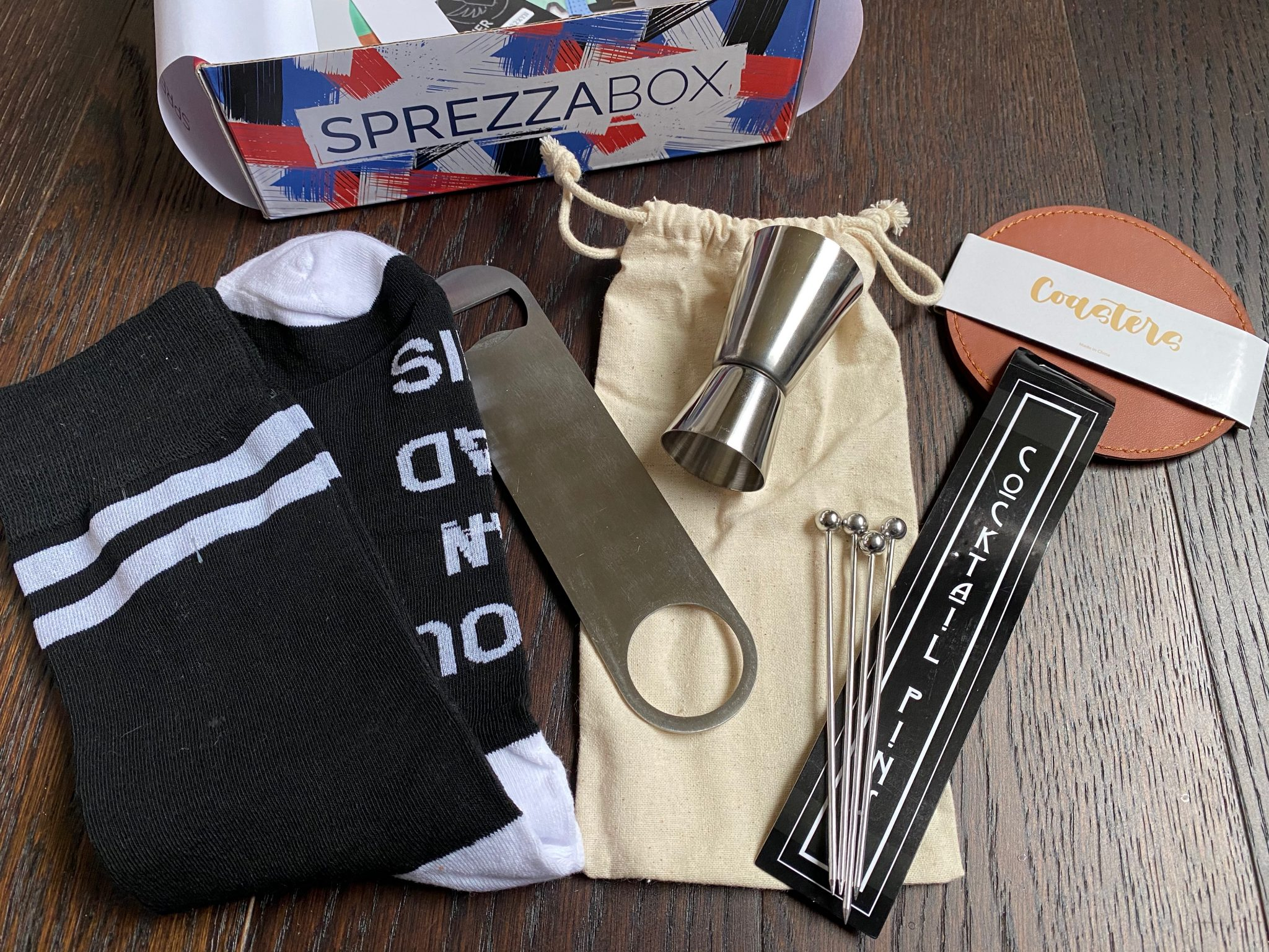 SprezzaBox Review + Coupon Code – January 2021