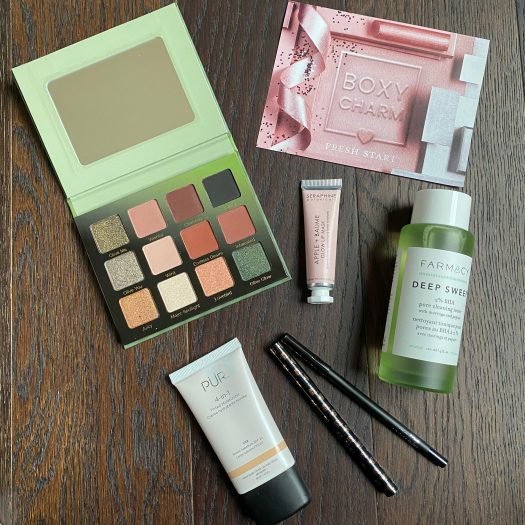 BOXYCHARM Subscription Review - January 2021 + Free Gift Coupon Code