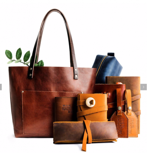 Portland Leather Mystery Tote Box(es) – On Sale Now