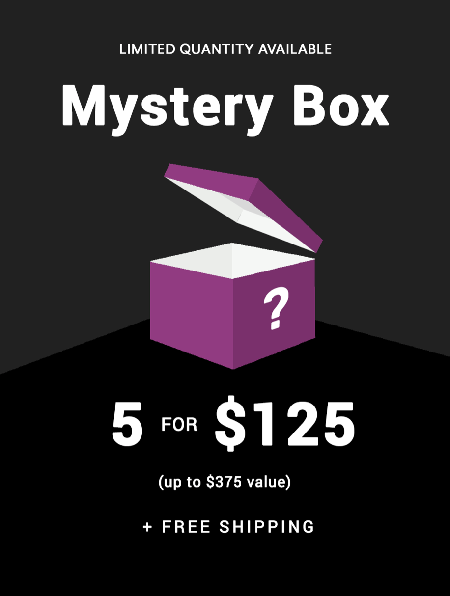 Glyder Mystery Box – On Sale Now!