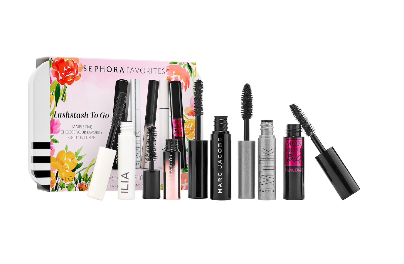 SEPHORA Favorites Lashstash to Go Set  – On Sale Now