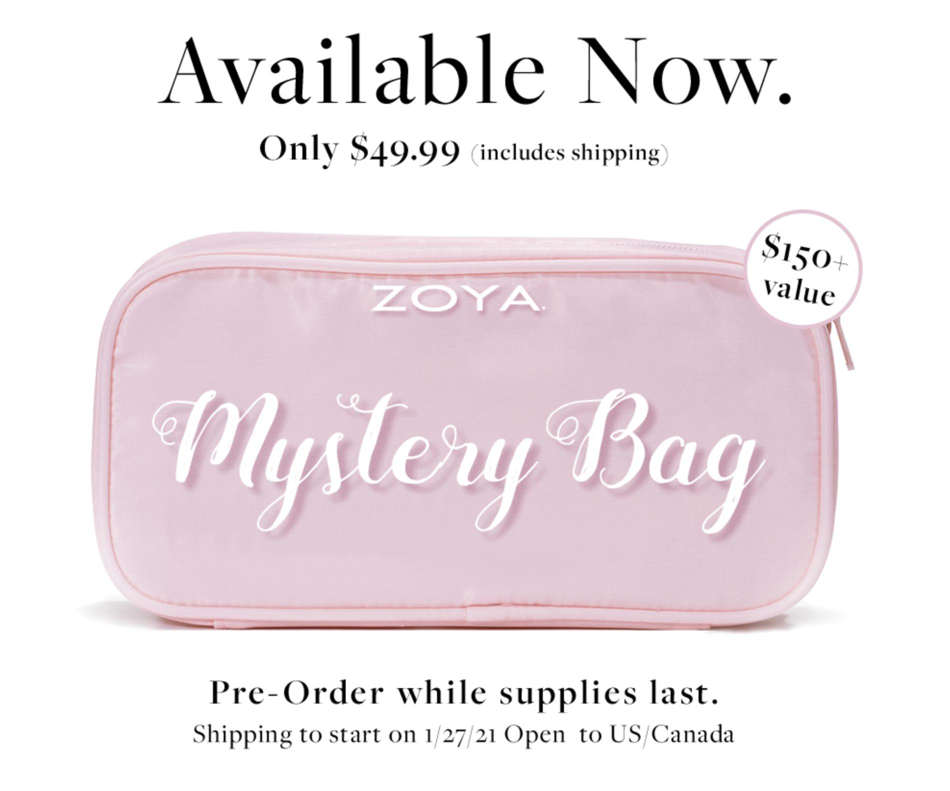 Zoya Mystery Box – On Sale Now