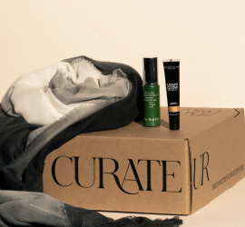 CURATEUR Limited Edition Welcome Box - On Sale Now!