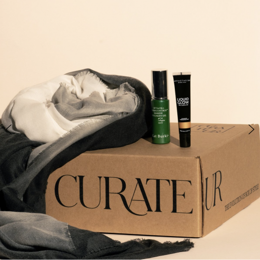 CURATEUR Limited Edition Welcome Box – On Sale Now!
