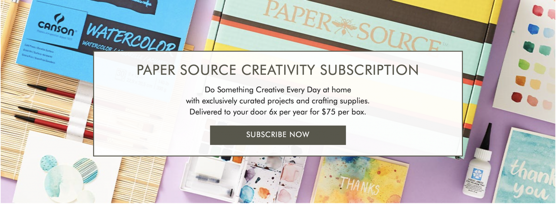 Paper Source June 2021 Creativity Subscription – On Sale Now + Full Spoilers