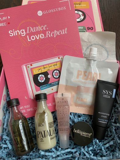 GLOSSYBOX Review + Coupon Code - February 2021