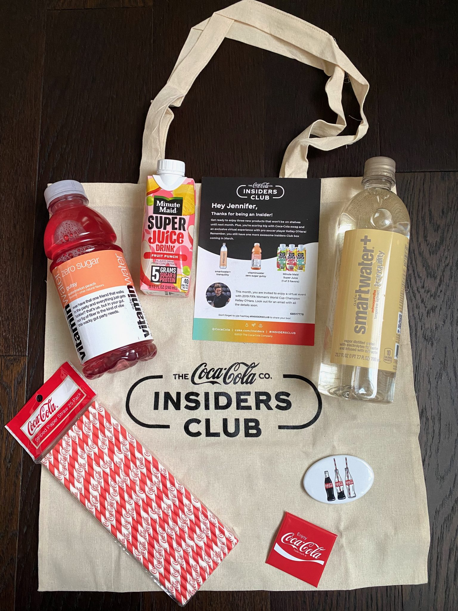 Coca-Cola Insiders Club Monthly Subscription Review – February 2021