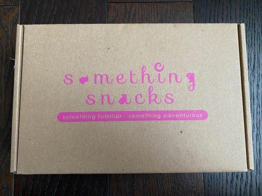 Something Snacks Review - February 2021
