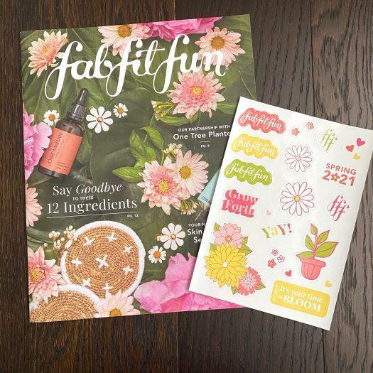 FabFitFun Spring 2021 Review + $10 Off Coupon Code