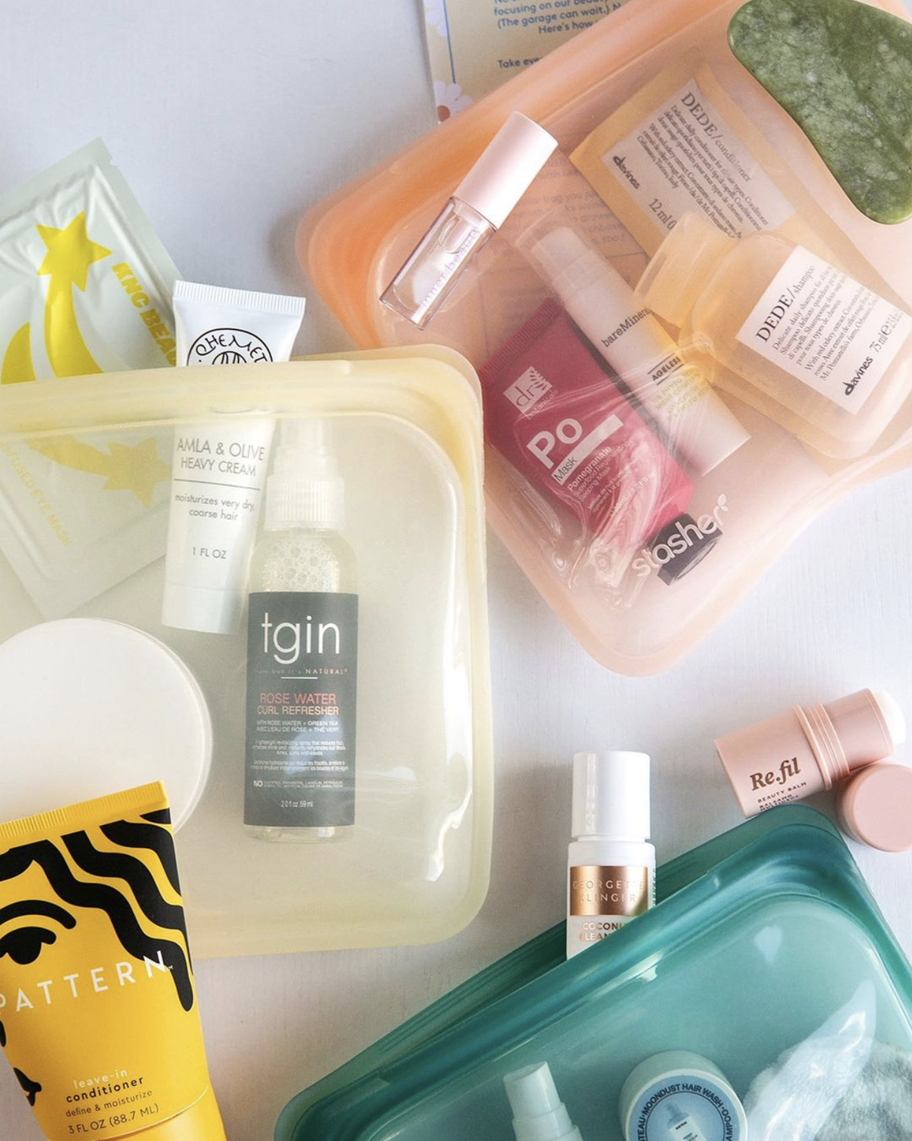 Birchbox April 2021 Sample Choice & Curated Box Selection Time