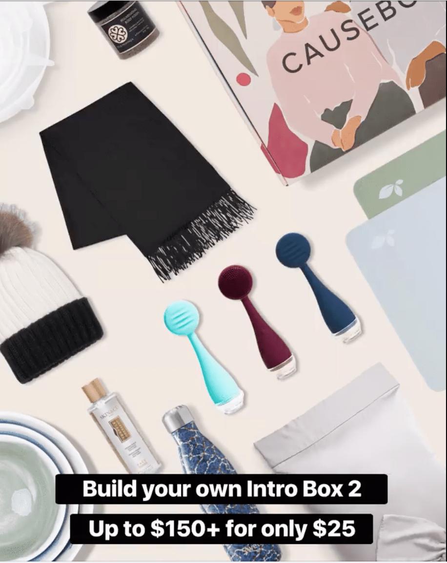 CAUSEBOX $25 Intro Box #2 – On Sale Now