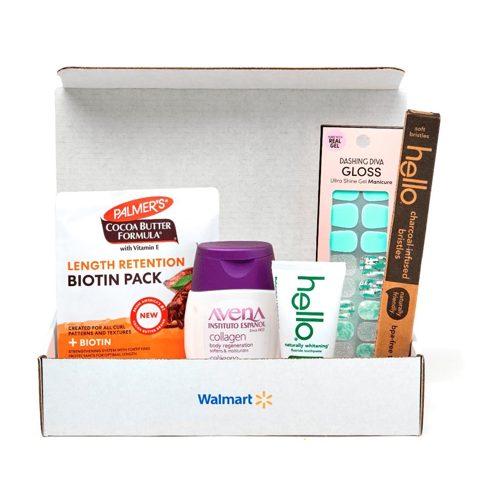 Walmart Spring 2021 Beauty Box – On Sale Now