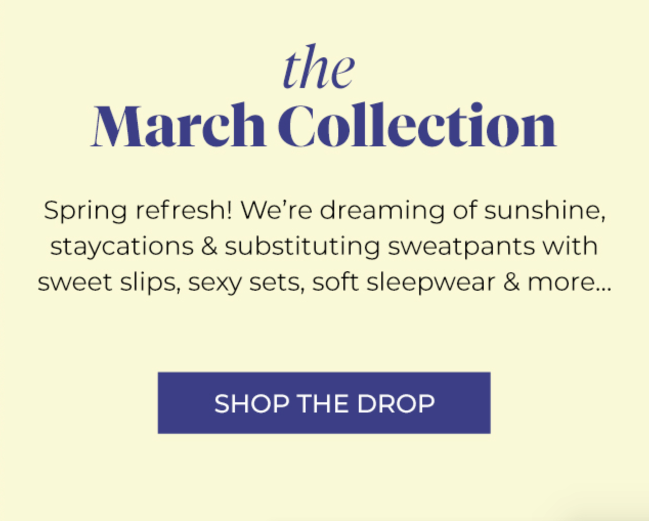 Adore Me March 2021 Selection Window Open + Coupon Code!