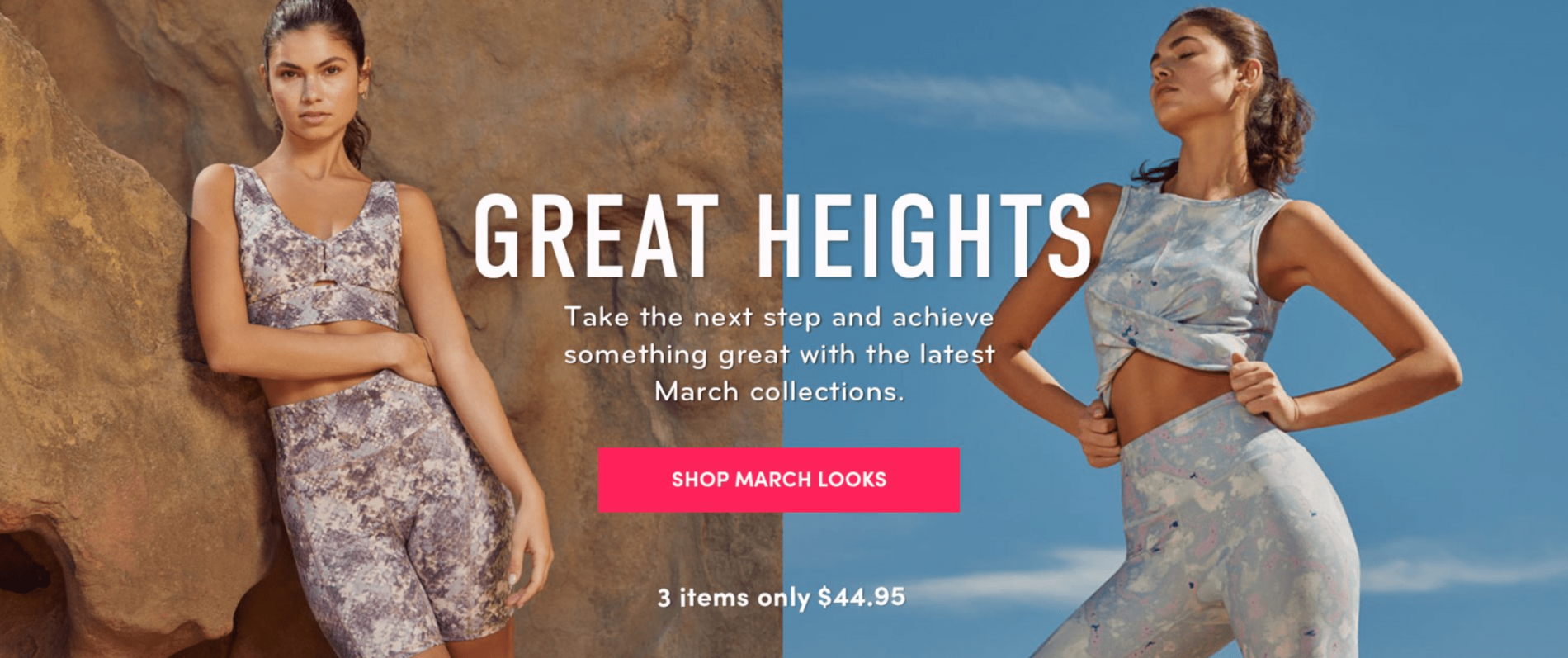 Ellie Women's Fitness Subscription Box -March 2021 Reveal + Coupon Code!