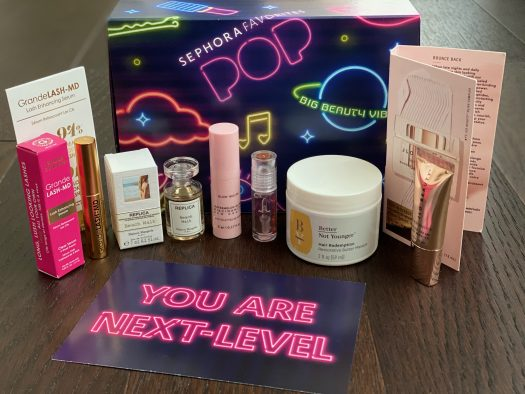 SEPHORA Favorites POP - Big Beauty Vibes Review