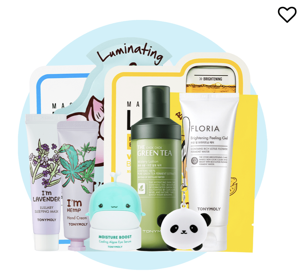 TONYMOLY March 2021 Bundle – On Sale Now!