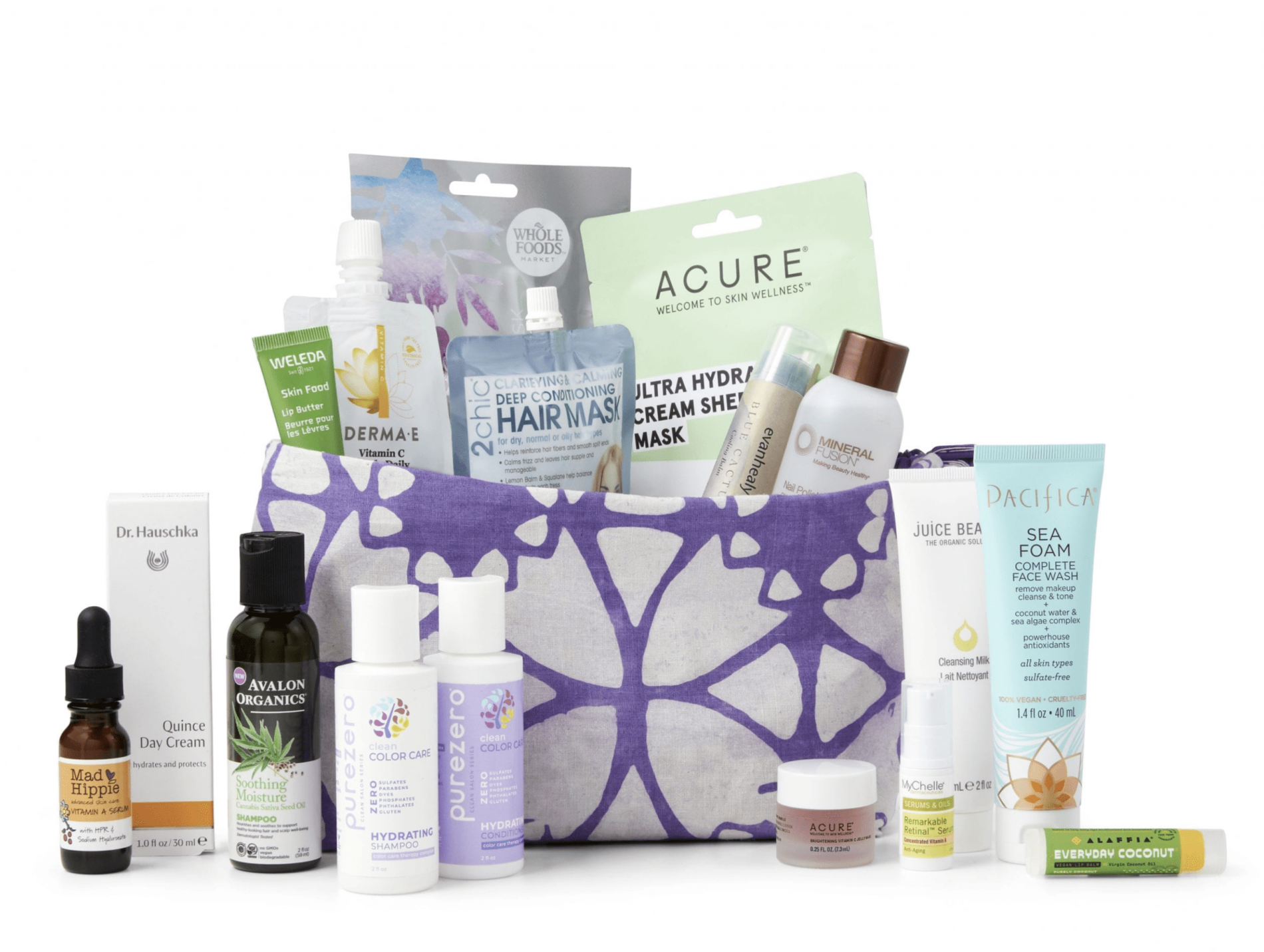 """Whole Foods """"The New Essentials Bag"""" Beauty Bag Giveaway"""