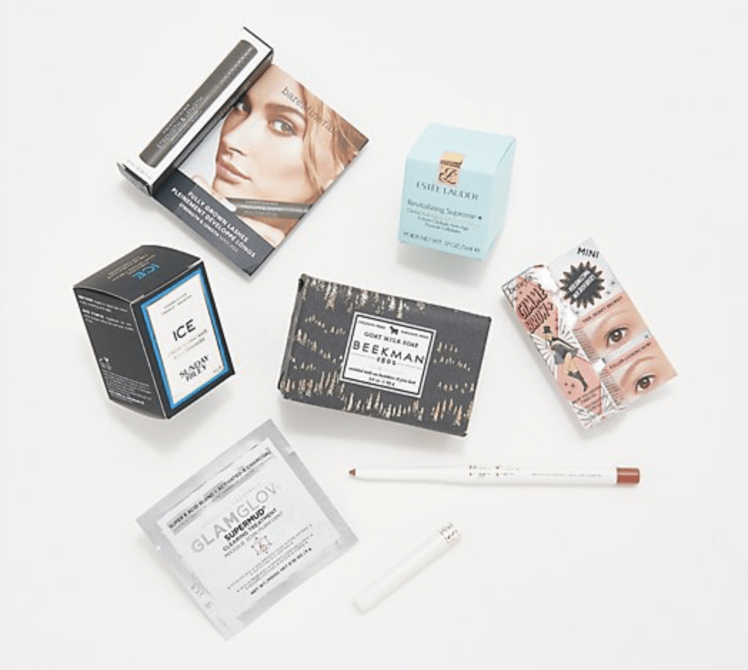 QVC TILI Try It, Love It Shawn's Favorites 7-Pc Samples Box – On Sale Now