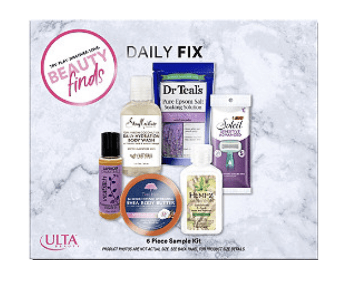 ULTA Daily Fix 6 Piece Sampler Kit – On Sale Now!