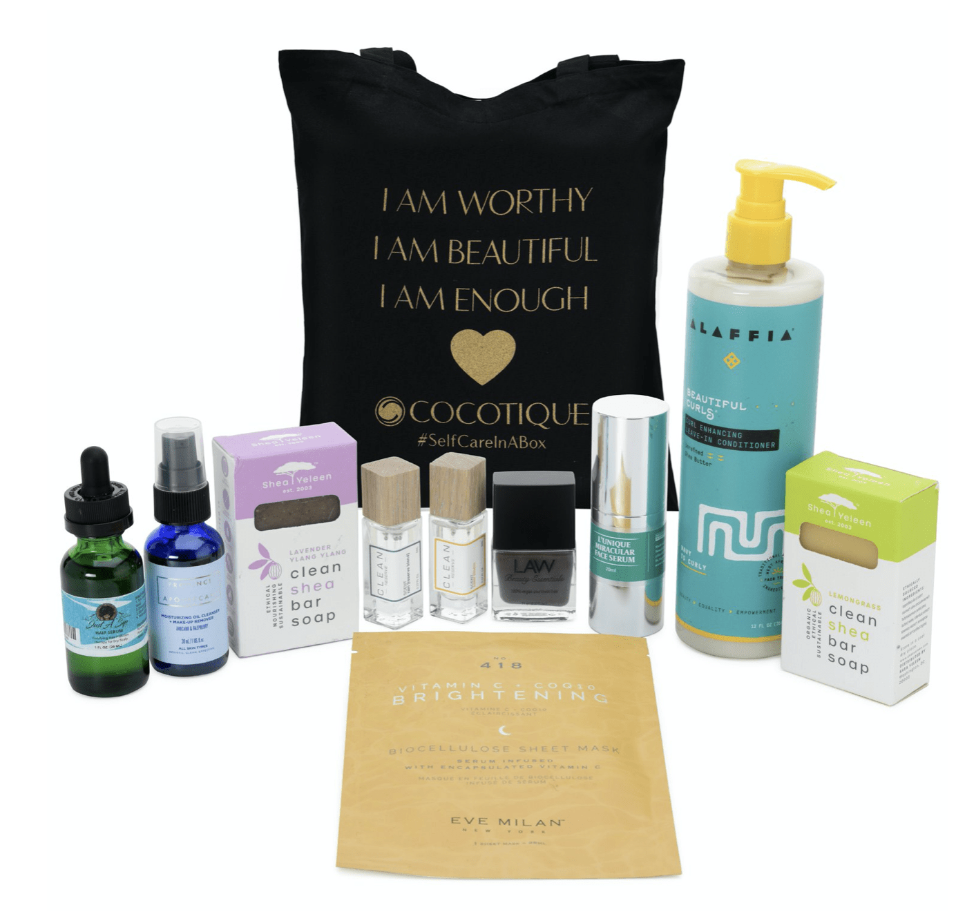 Cocotique Limited Edition Clean Spring Beauty Essentials Box – On Sale Now