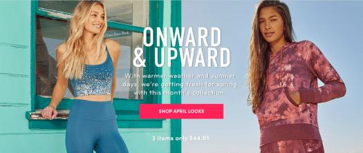 Ellie Women's Fitness Subscription Box - April 2021 Reveal + Coupon Code!