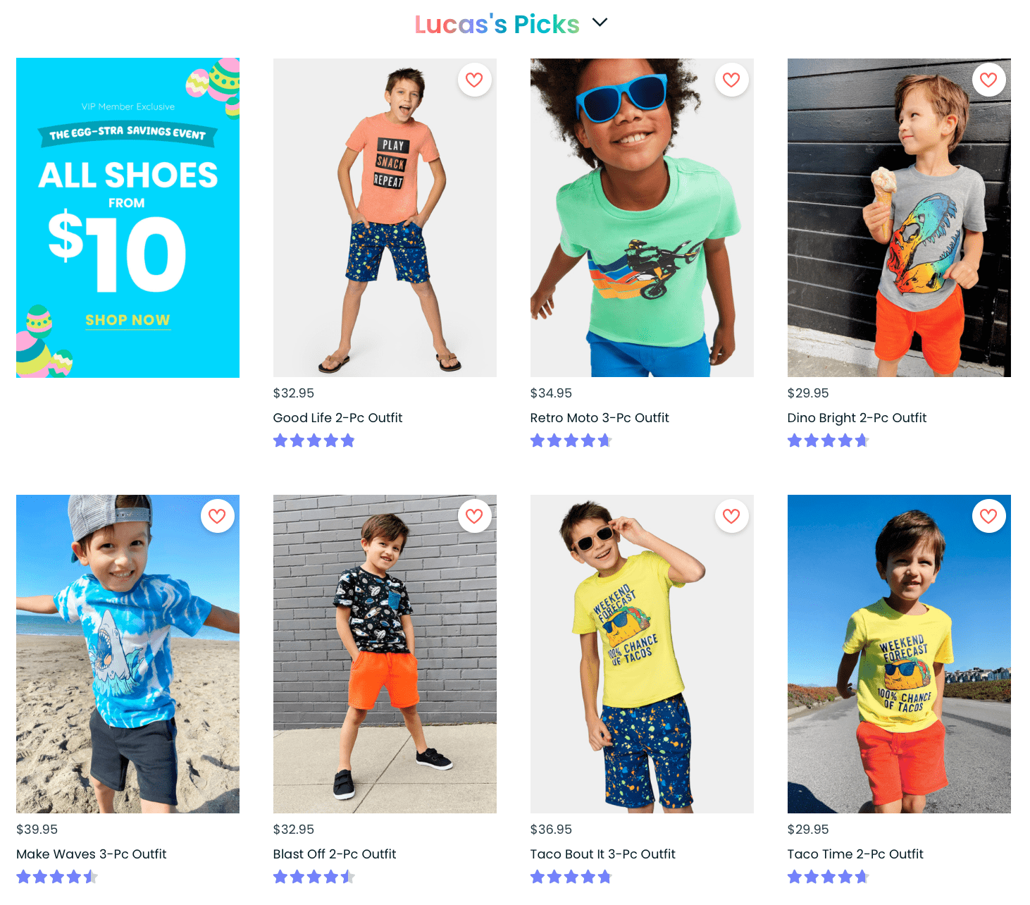 April 2021 FabKids Selection Time + New Subscriber Offer