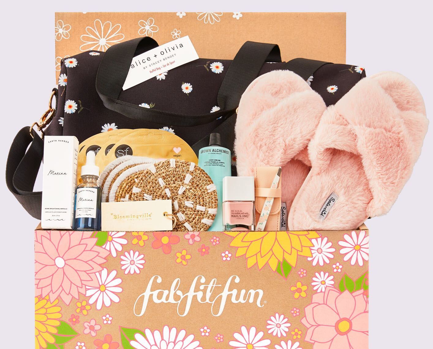 Last Call to Save 40% off the Spring FabFitFun Box!