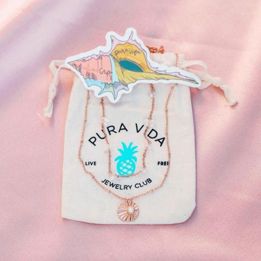 April 2021 Pura Vida Jewelry Club
