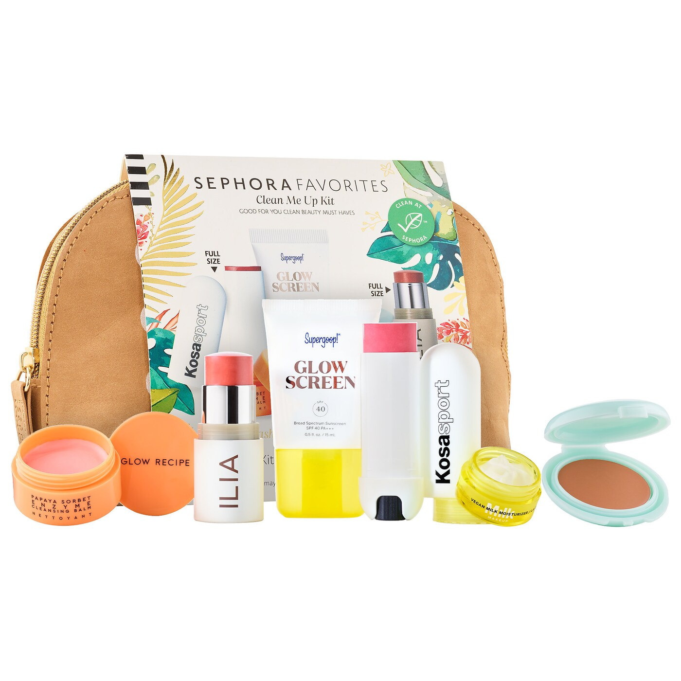 SEPHORA Favorites Clean Me Up Set  – On Sale Now